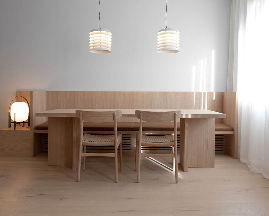 apartamento luz en barcelona de francesc rife (1) - foto javier marquez