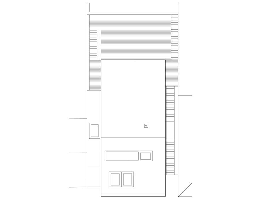 casa en river valley de kuba & pilar architekti (28) - plano