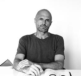el diseñador robin rizzini