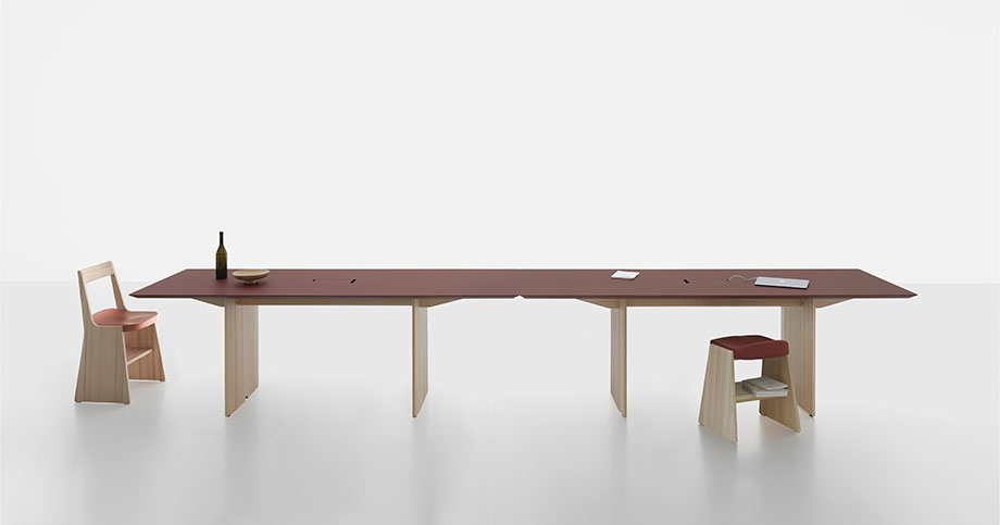 mesa fronda de industrial facility para mattiazzi (1) - foto miro zagnoli