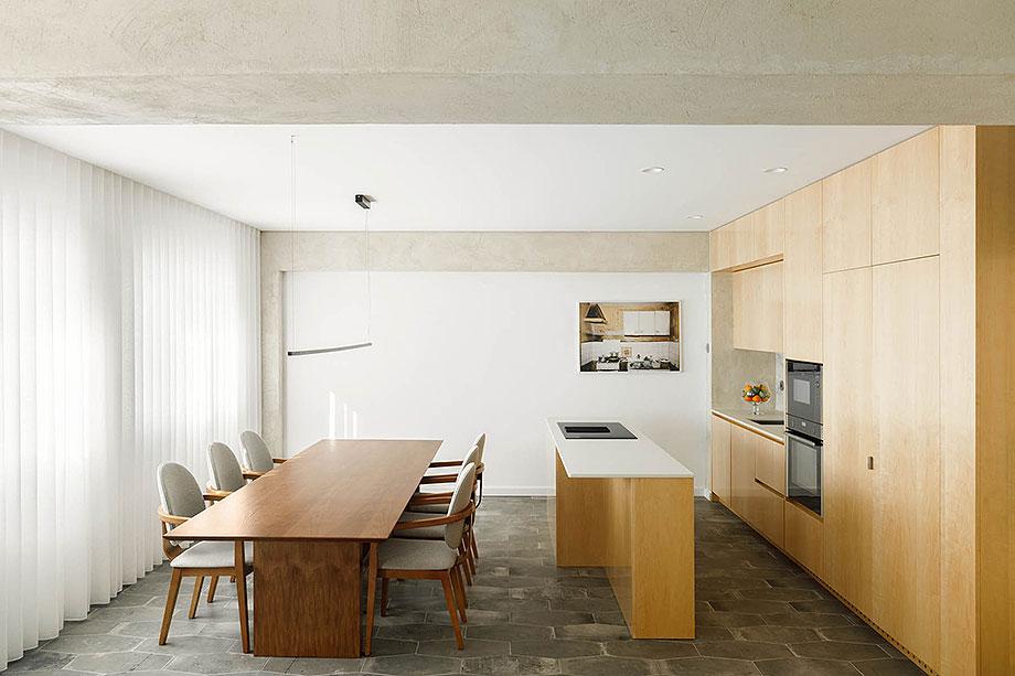 apartamento en oporto por paulo moreira architectures (1) - foto ivo tavares