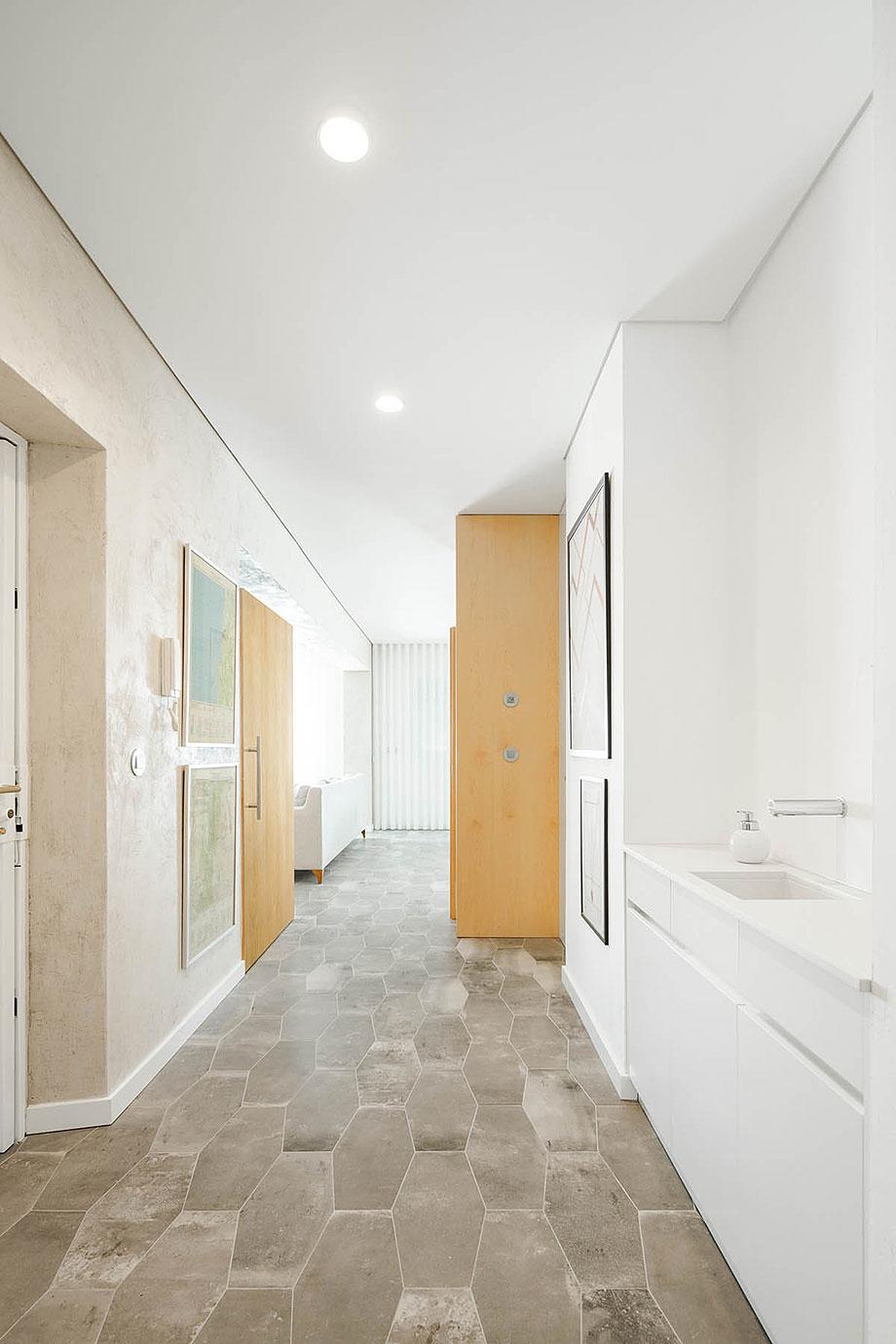 apartamento en oporto por paulo moreira architectures (14) - foto ivo tavares