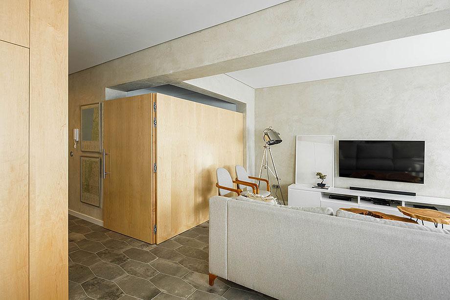 apartamento en oporto por paulo moreira architectures (3) - foto ivo tavares