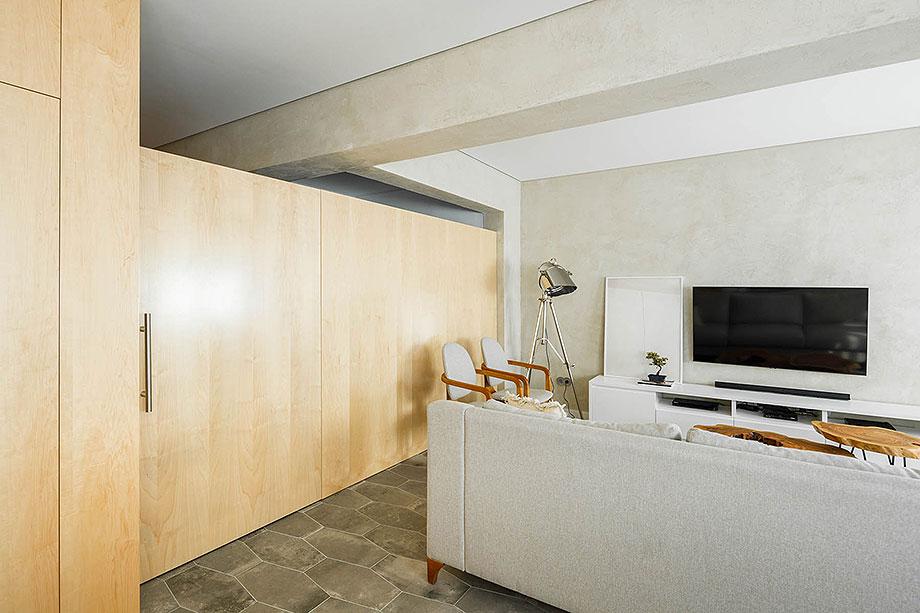 apartamento en oporto por paulo moreira architectures (4) - foto ivo tavares