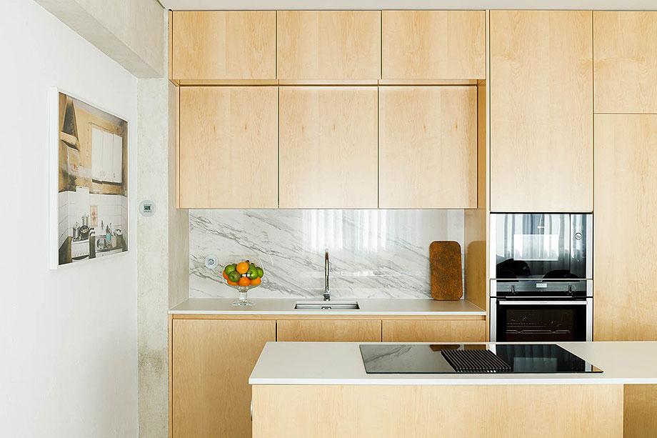 apartamento en oporto por paulo moreira architectures (5) - foto ivo tavares