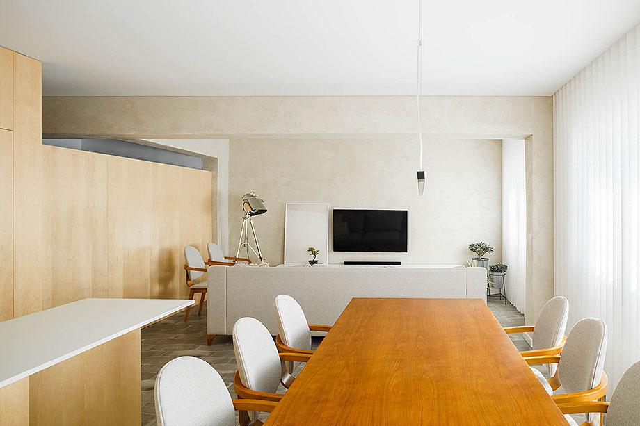 apartamento en oporto por paulo moreira architectures (6) - foto ivo tavares