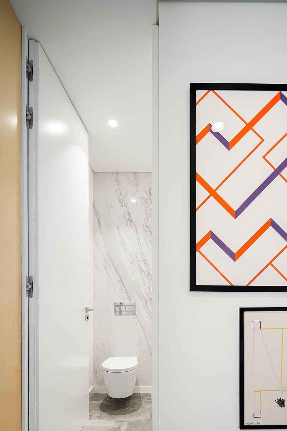 apartamento en oporto por paulo moreira architectures (8) - foto ivo tavares