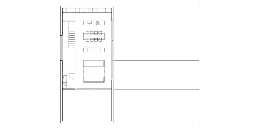 casa de arena de fran silvestre arquitectos (23) - plano