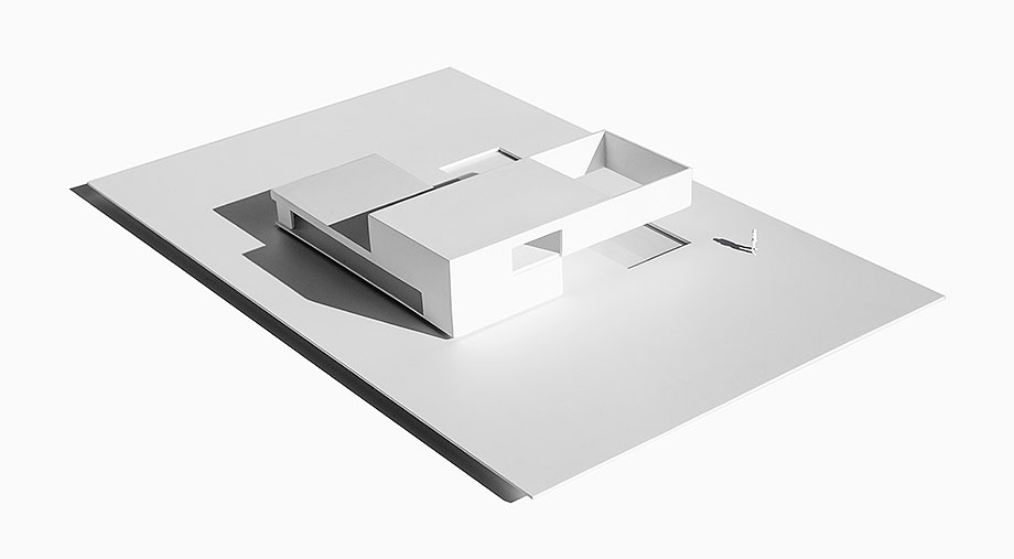 casa de arena de fran silvestre arquitectos (30) - maqueta