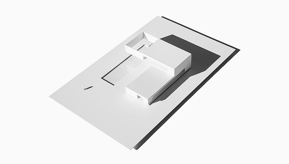 casa de arena de fran silvestre arquitectos (32) - maqueta