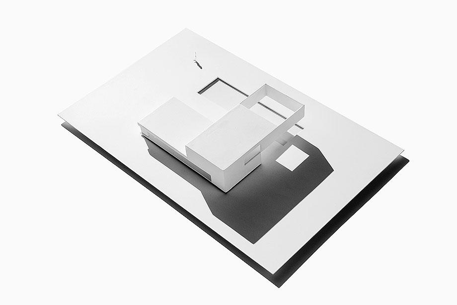 casa de arena de fran silvestre arquitectos (33) - maqueta