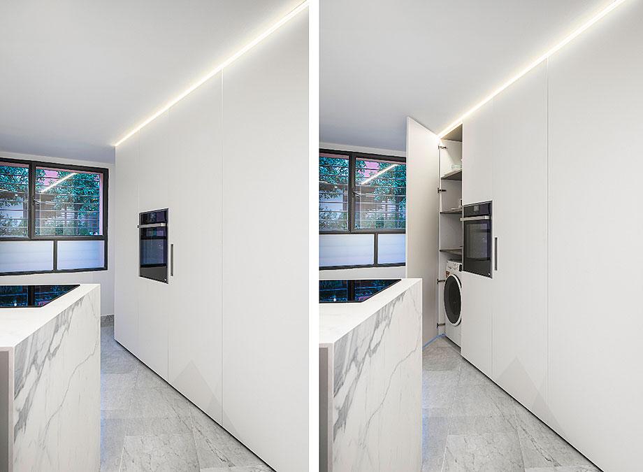 cocina blanca en sevilla de cocinel-la (5) - foto juanca lagares