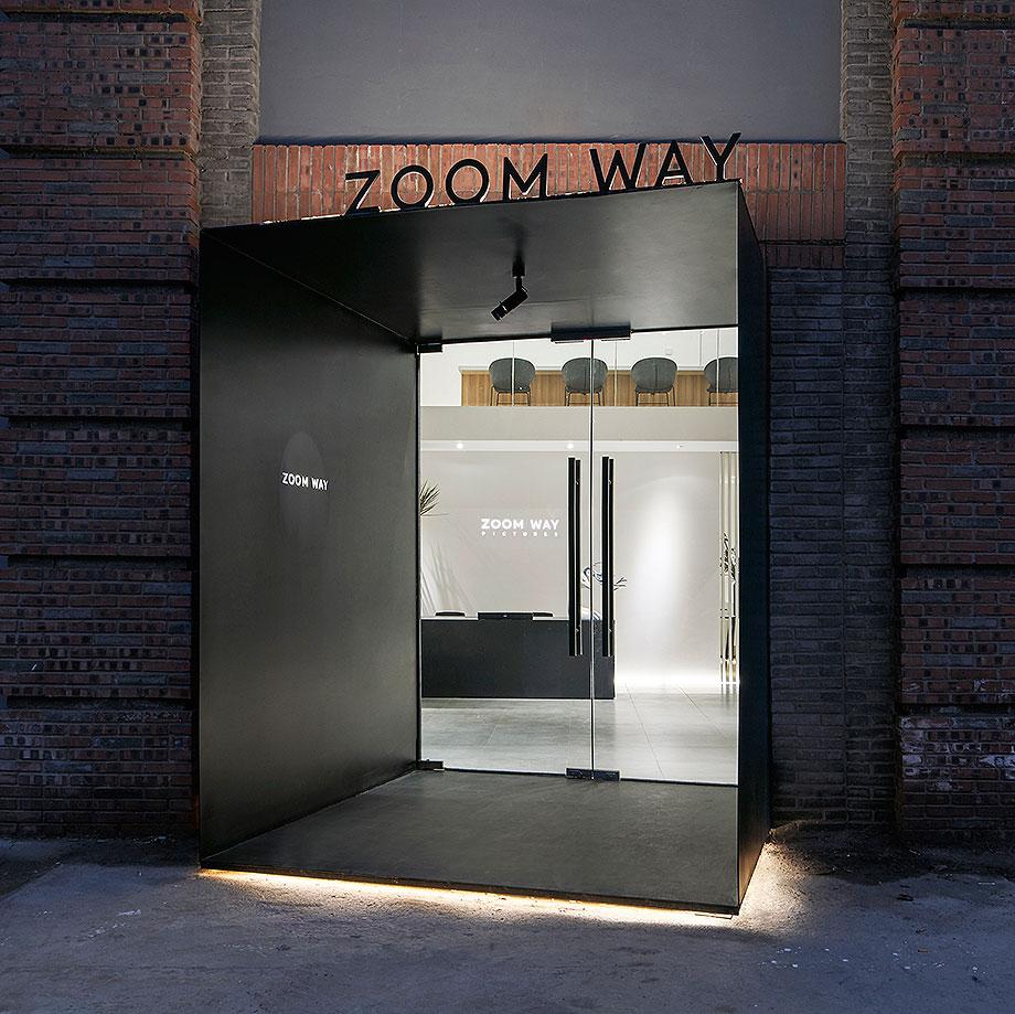 estudio de fotografia zoom way de nazodesign (1) - foto beijing ruijing photo