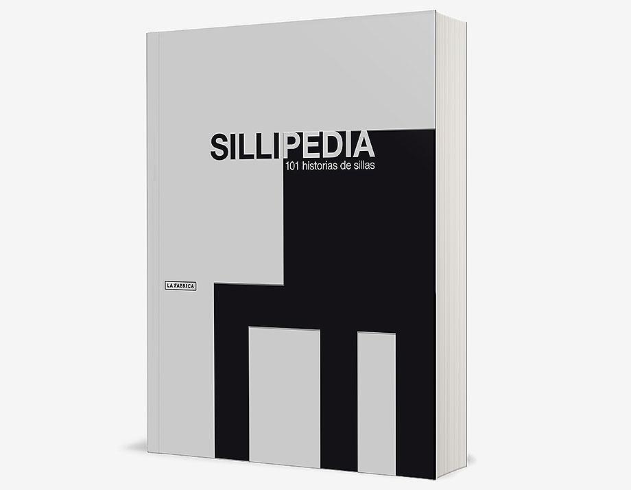 libro sillipedia, 101 historias de sillas de andreu world y editorial la fabrica