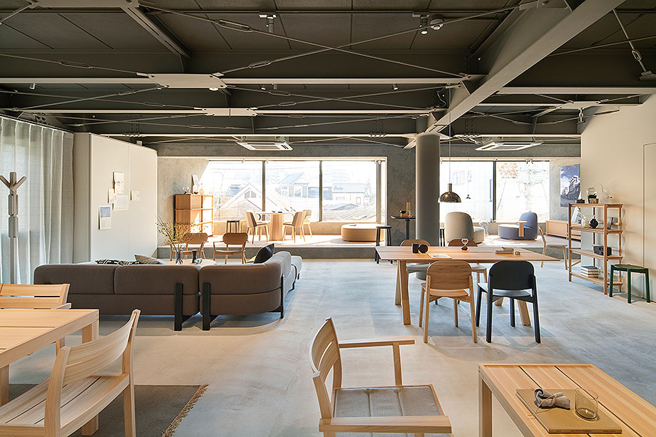 nuevo showroom karimoku commons tokyo (16)
