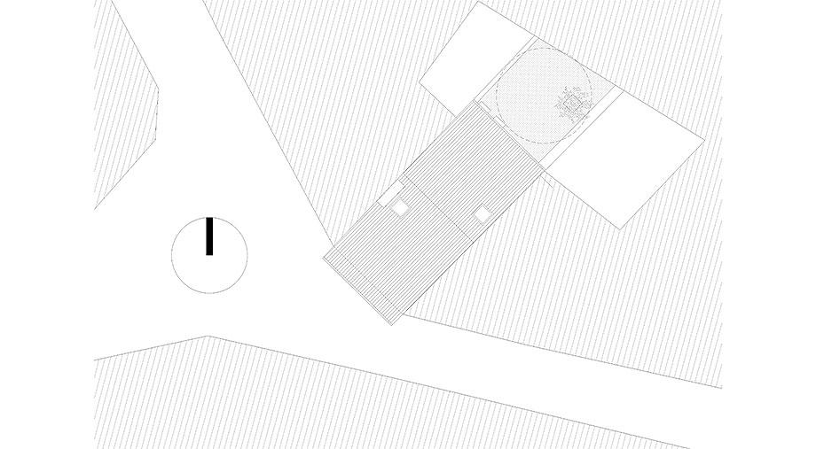 reforma inmueble en vigo de la urbana arquitectura y tree (13) - plano