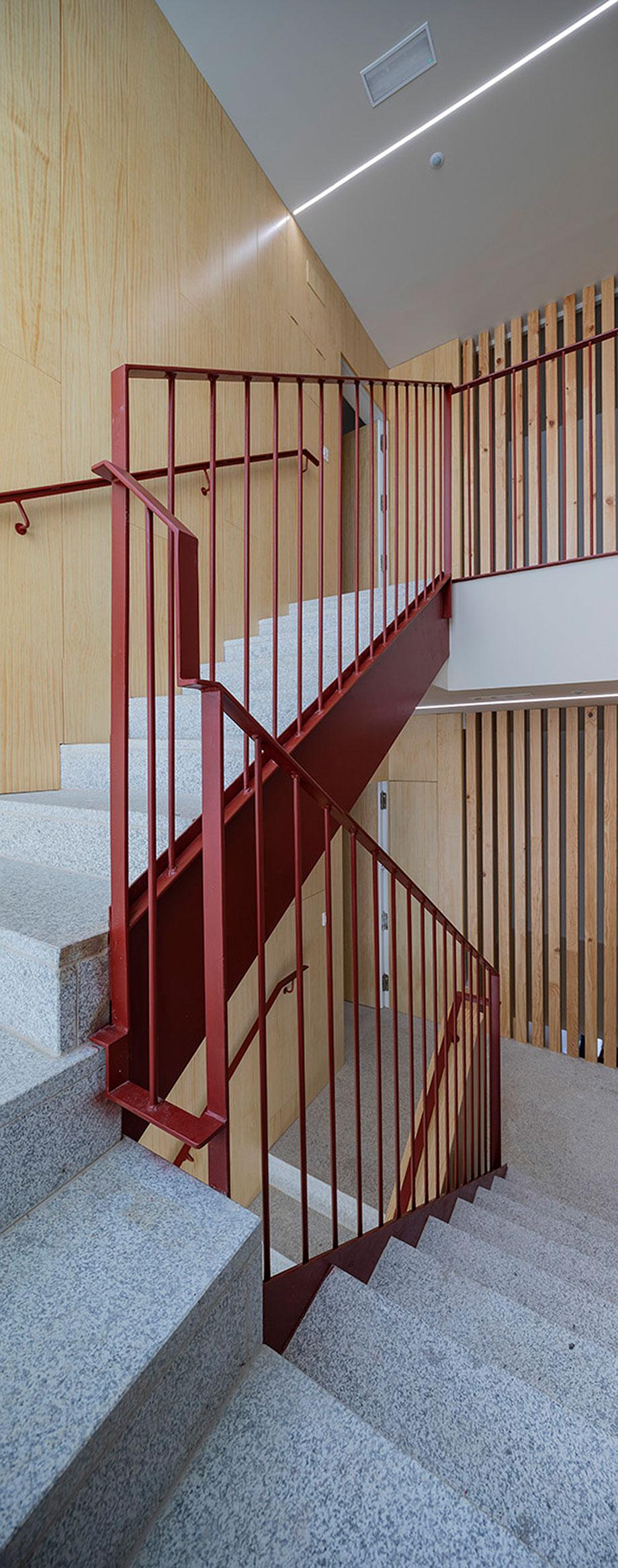 reforma inmueble en vigo de la urbana arquitectura y tree (3) - foto alex fernandez