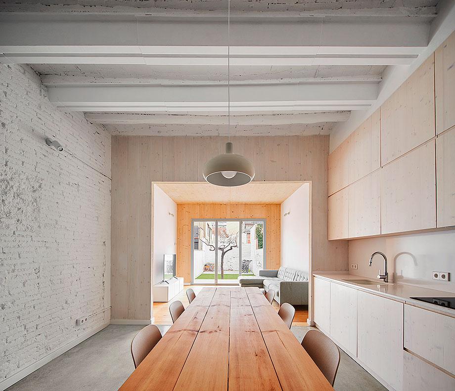 reforma y ampliación en terrassa de vallribera arquitectes (1) - foto jose hevia