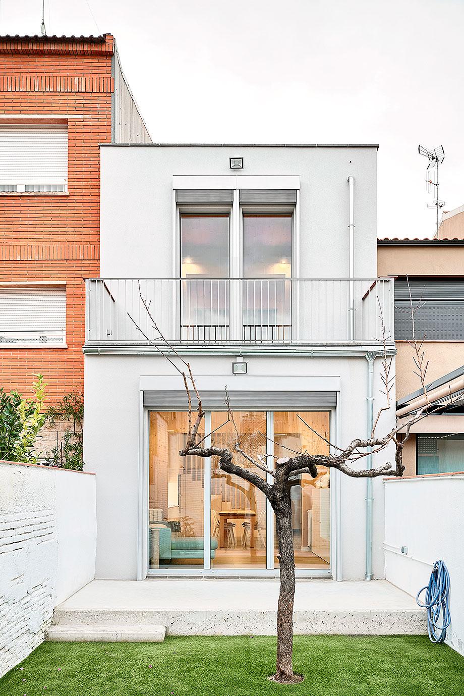 reforma y ampliación en terrassa de vallribera arquitectes (24) - foto jose hevia