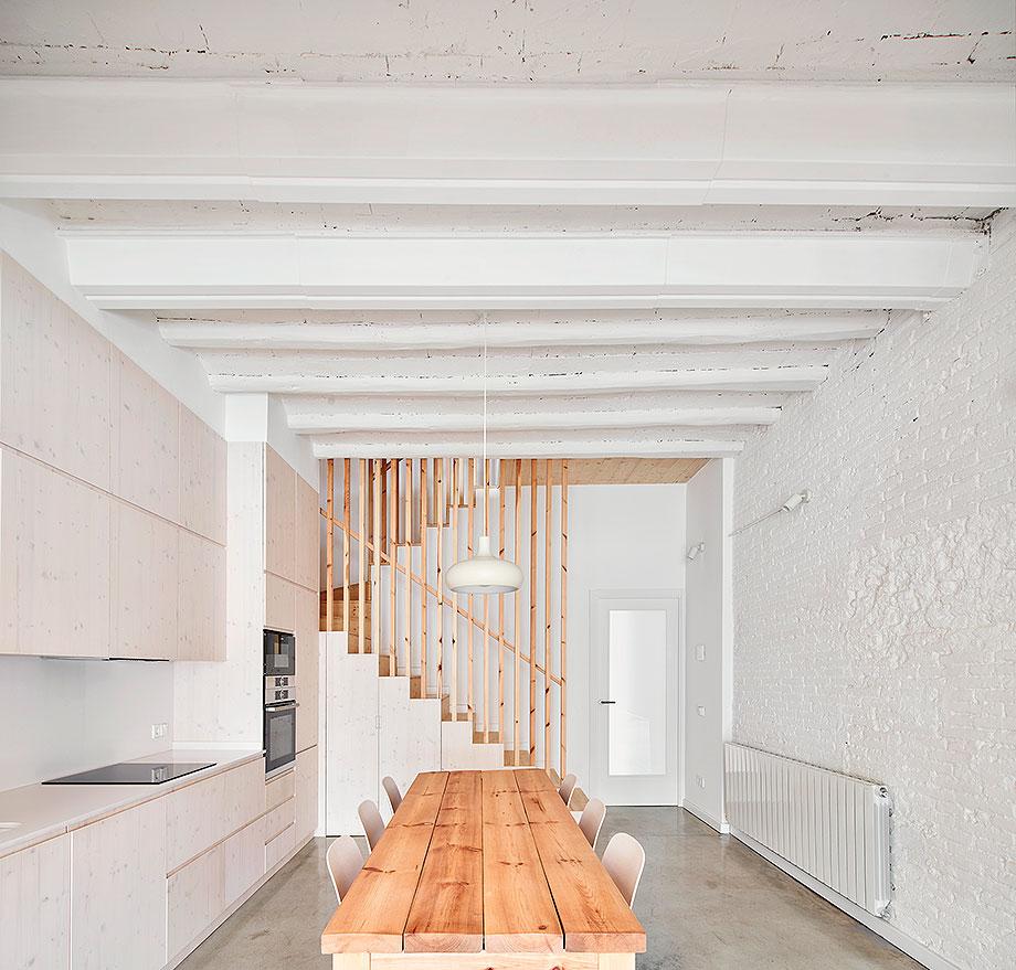 reforma y ampliación en terrassa de vallribera arquitectes (4) - foto jose hevia