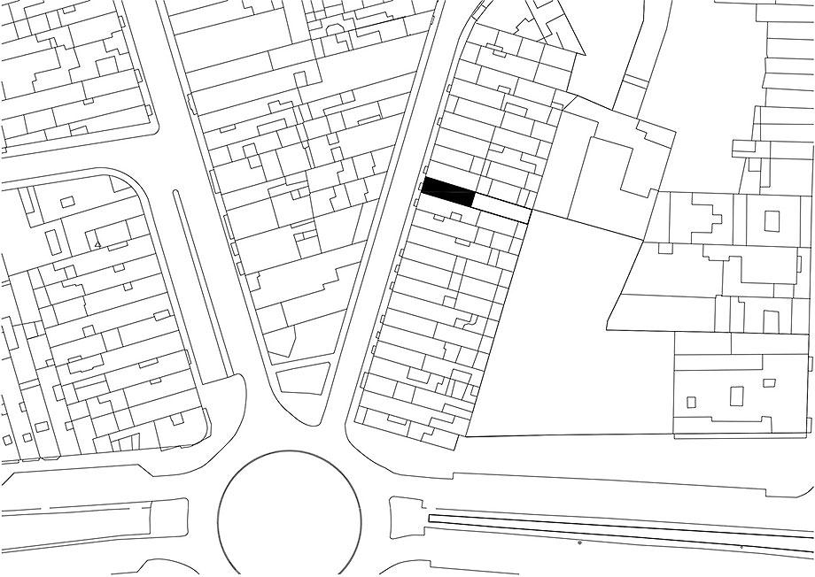 reforma y ampliacion en terrassa de vallribera arquitectes (25) - plano