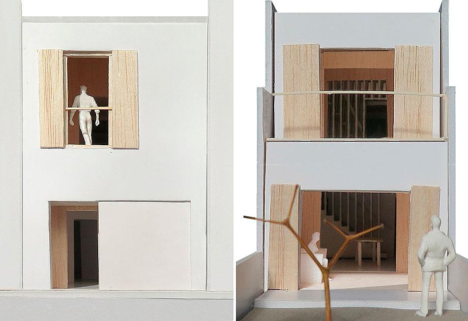 reforma y ampliacion en terrassa de vallribera arquitectes (32) - maqueta