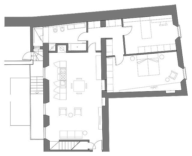apartamento en mantova de archiplan (18) - plano