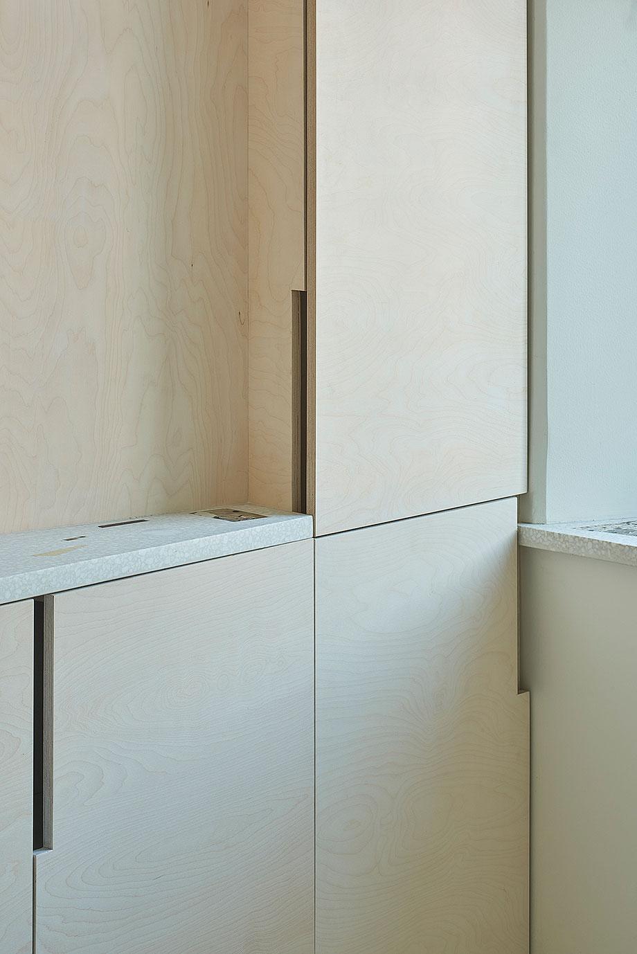 apartamento en vilna de sarkauskai architecture atelier (5) - foto darius petrulaitis