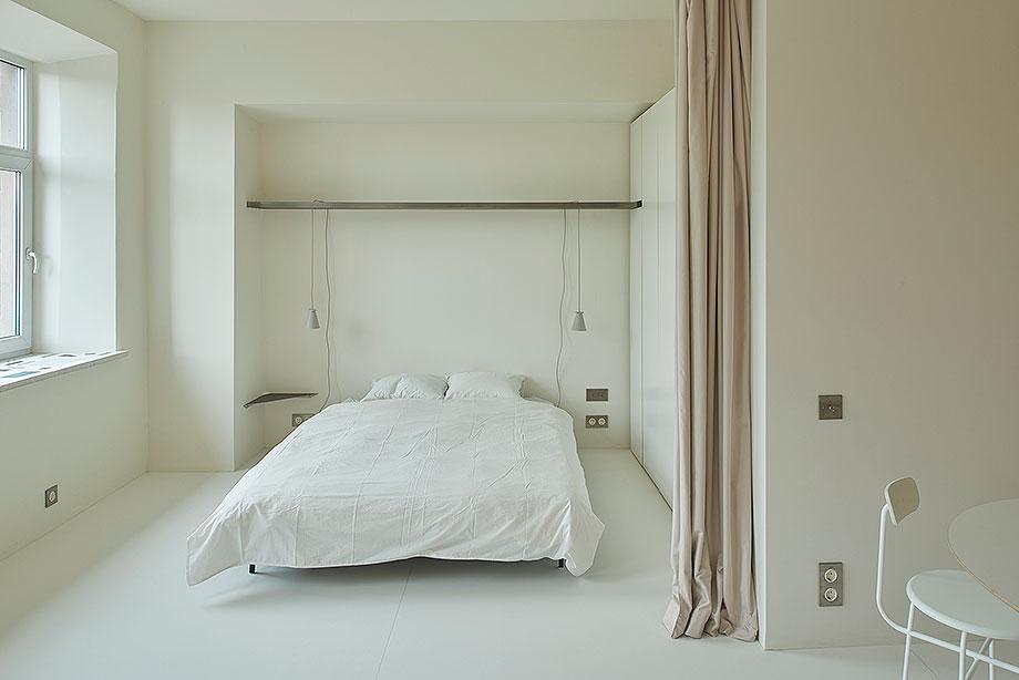 apartamento en vilna de sarkauskai architecture atelier (7) - foto darius petrulaitis
