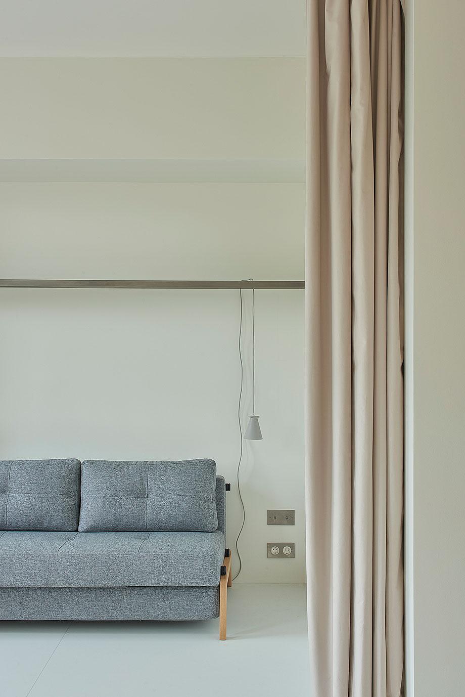 apartamento en vilna de sarkauskai architecture atelier (9) - foto darius petrulaitis