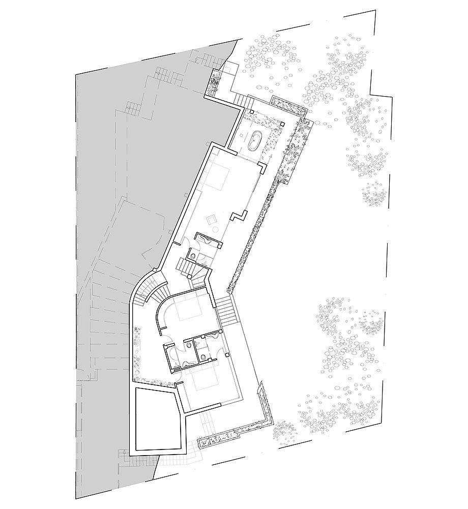 camaleonica vivienda en ibiza por minimal studio (24) - plano