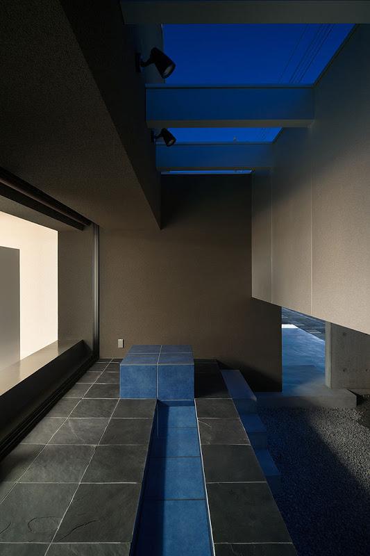 casa unifamiliar con tejado a dos aguas de form kouichi kimura (16) - foto takumi ota