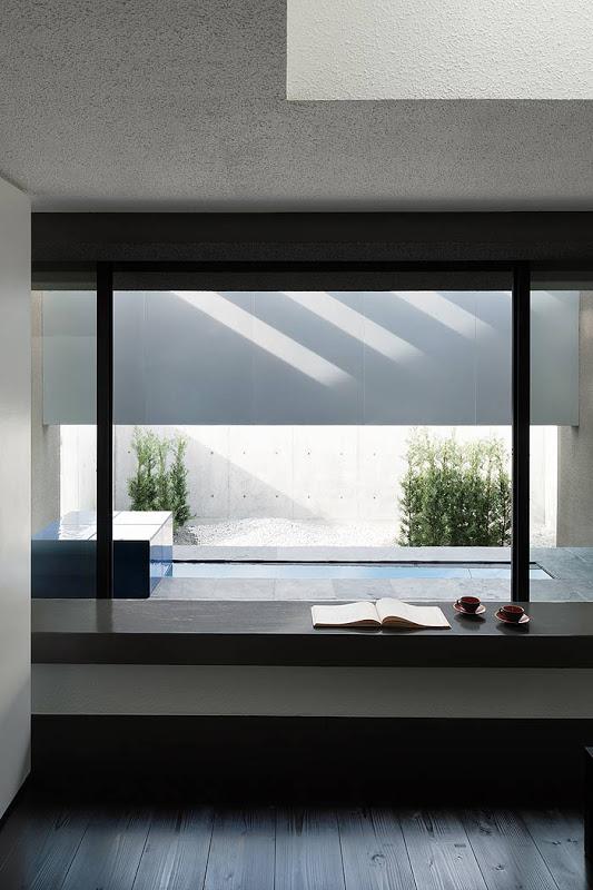 casa unifamiliar con tejado a dos aguas de form kouichi kimura (6) - foto takumi ota