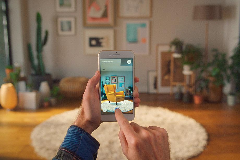 digital realities design beyond technology 2021 - app IKEA place modo 10