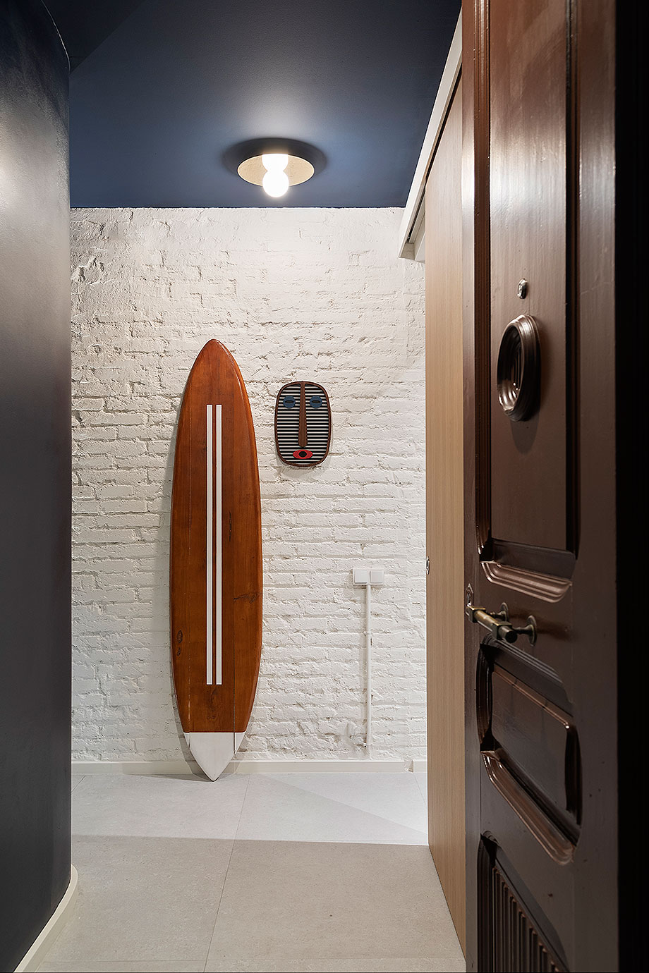 mini apartamento en el eixample de barcelona por culto (10) - foto elton rocha