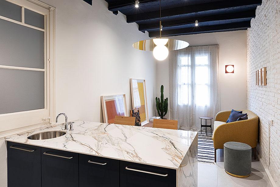 mini apartamento en el eixample de barcelona por culto (3) - foto elton rocha