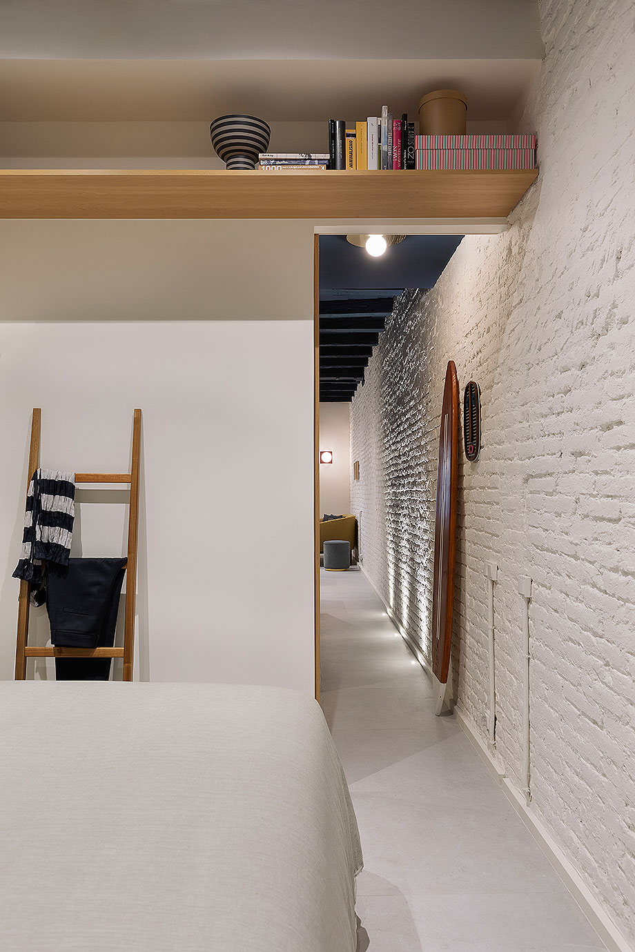 mini apartamento en el eixample de barcelona por culto (5) - foto elton rocha