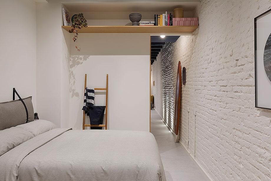 mini apartamento en el eixample de barcelona por culto (6) - foto elton rocha
