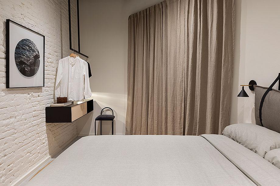 mini apartamento en el eixample de barcelona por culto (8) - foto elton rocha