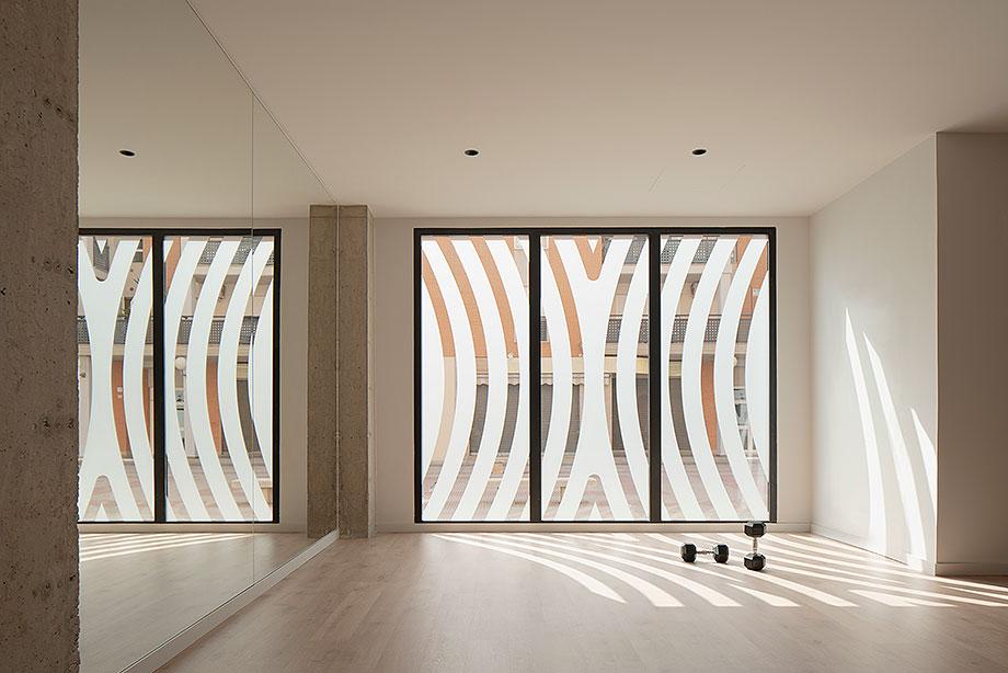 clinica heben de jr arquitectura (7) - foto david zarzoso