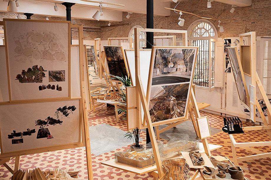 exposicion miralles. to be continued - foto fundacio enric miralles