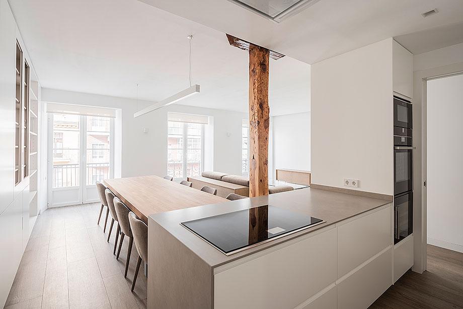 reforma en valladolid de made.v arquitectos (10) - foto javier bravo
