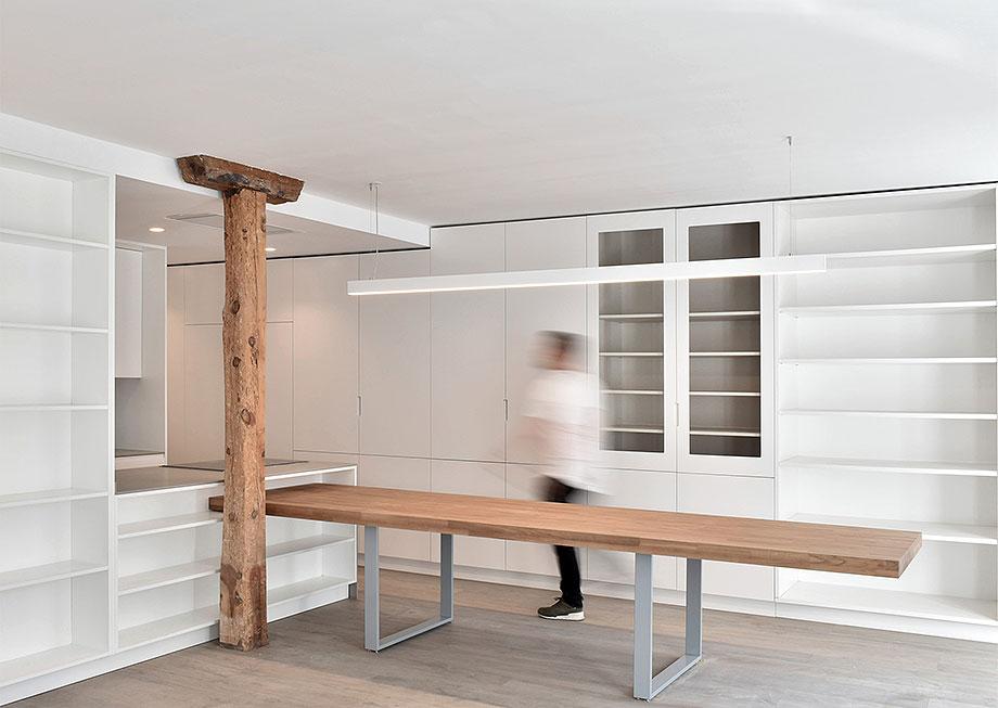 reforma en valladolid de made.v arquitectos (11) - foto javier bravo