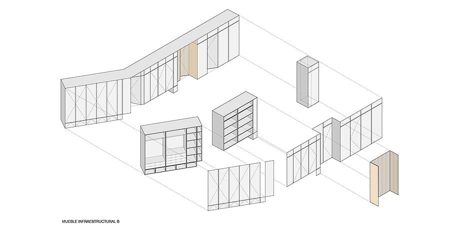 reforma en valladolid de made.v arquitectos (18) - foto