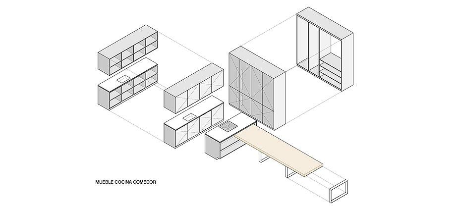 reforma en valladolid de made.v arquitectos (19) - foto