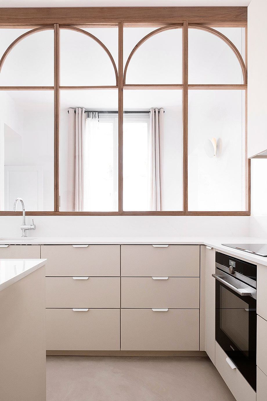 reforma integral de un apartamento en paris por anthropie architecture (s) (2) - foto juliette alexandre