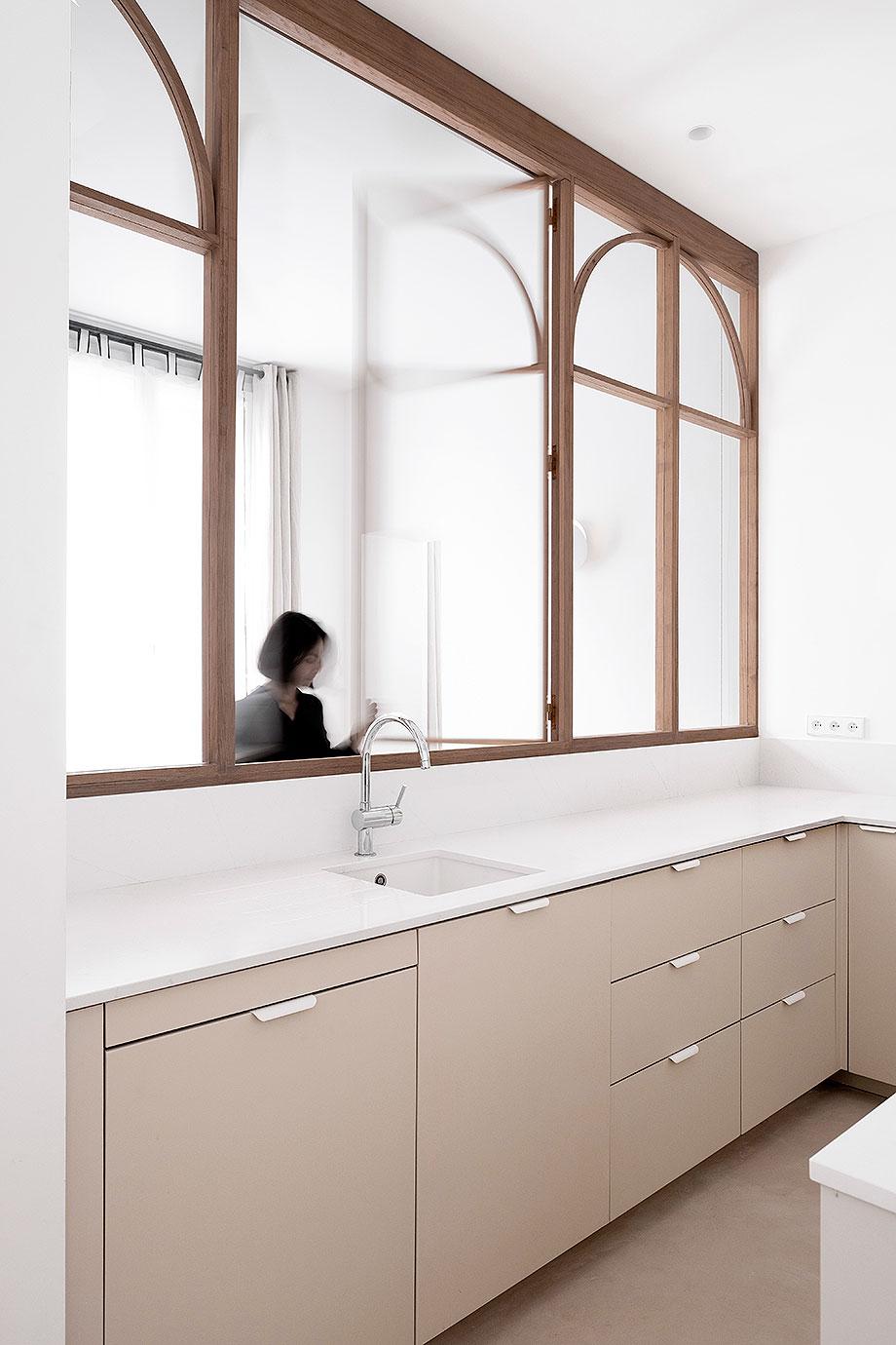 reforma integral de un apartamento en paris por anthropie architecture (s) (4) - foto juliette alexandre