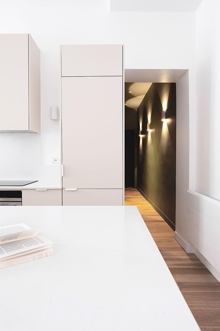 reforma integral de un apartamento en paris por anthropie architecture (s) (7) - foto juliette alexandre
