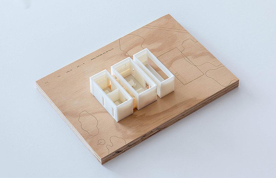 vivienda en formentera de marià castelló architecture (45) - maqueta