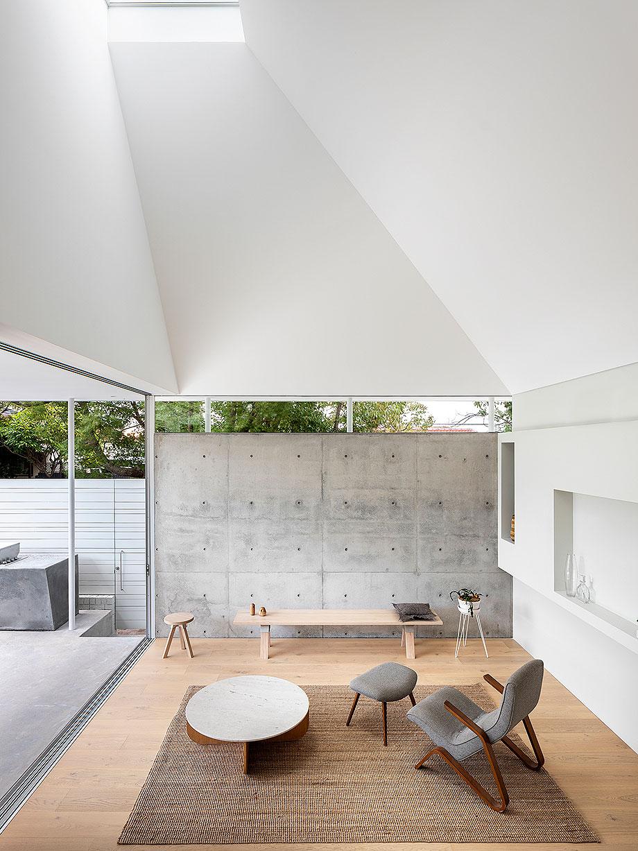 ampliacion de una casa en dulwich hill por benn + penna architects (1) - foto tom ferguson + katherine lu